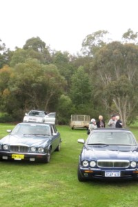 Visit by the Daimler and Lanchester Owners Club