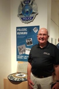 Policeman's Way featured in local exhibition